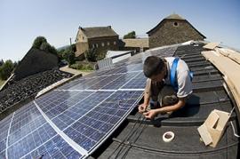 Mode d emploi pour poser soi m me ses panneaux solaires votre site d 39 ac - Comment installer des panneaux solaires ...